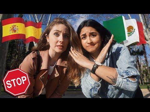NO HAGAS ESTO EN ESPAÑA | AndyGM y Lenguas de Gato