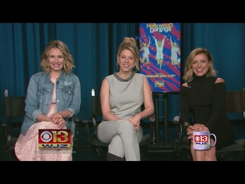Coffee With: Beverley Mitchell, Jodie Sweetin and Christine Lakin