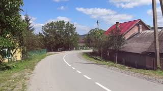 Моё село /Моє село...