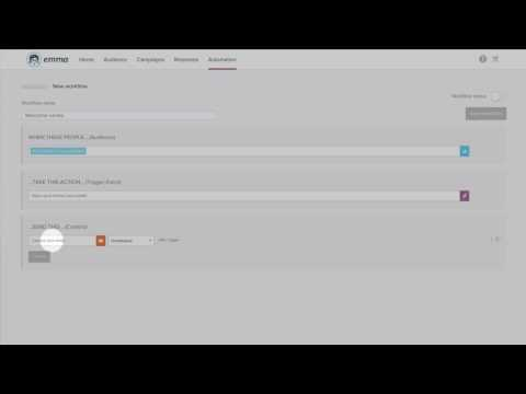 How to create an automated workflow