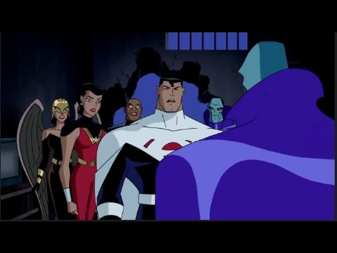 Thumbnail: Justice League vs Justice Lords