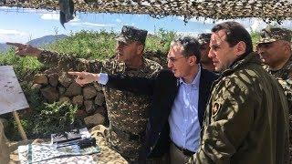 Армянские министры в ожидании удара с Нахчывана  ПОСЛЕ ЗАЯВЛЕНИЯ ИЛЬХАМА АЛИЕВА 