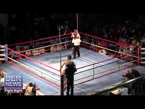 Neil Templeman vs Jason Lowe At Fight Night, April 5 2014