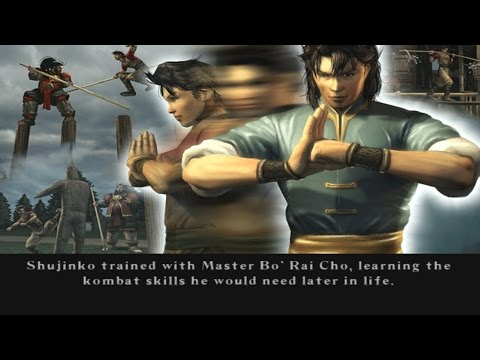 Mortal Kombat : Deception - Konquest Walkthrough [Pt 2/13 - Earthrealm]