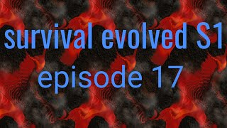 ep 17 we upgraded to netherrite armor in survival