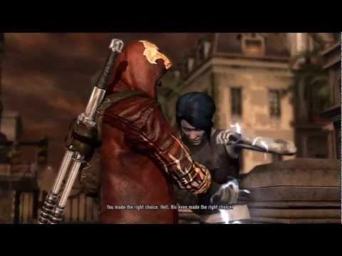 Infamous 2 Final Boss Fight