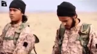 Шок от видео ИГИЛ казнили Десять военнослужащих сирийских ВВС