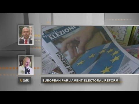 euronews U talk - European Parliament electoral reform