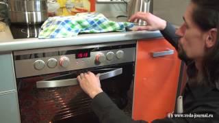 Как приготовить бездрожжевой хлеб дома -- Часть 5