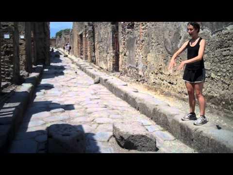 Spoken Latin-- Via Pompeiiana