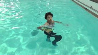 Aqua Instructor tip #26 Deep water Jogging