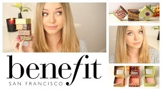 One of Michelle Crossan's most viewed videos: The Best of Benefit Cosmetics (My Collection + Review) | Beauty.Life.Michelle