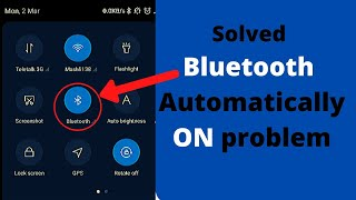 How to Fix Bluetooth automatically turn on problem | Android