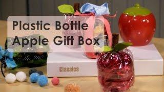 瓶罐改造-寶特瓶創意禮盒| How to make Gift Box with Plastic Bottle | Life樂生活 |