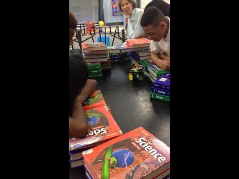 Newark Charter School Robotics Project