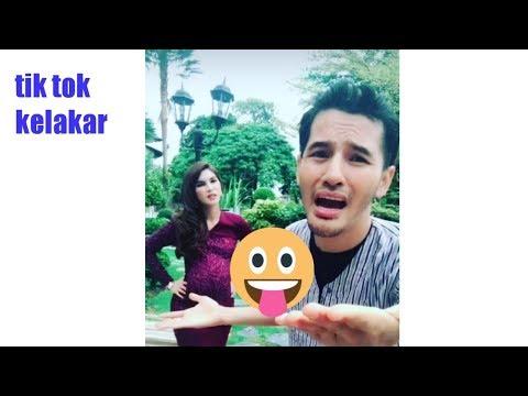 Tik  tok Malaysia # sajad buat kelakar dengan datuk alif
