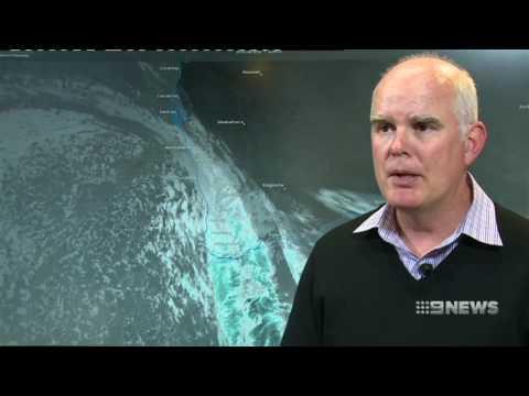 Wild weather | 9 News Perth