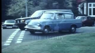 Traffic at Blackheath, 1970