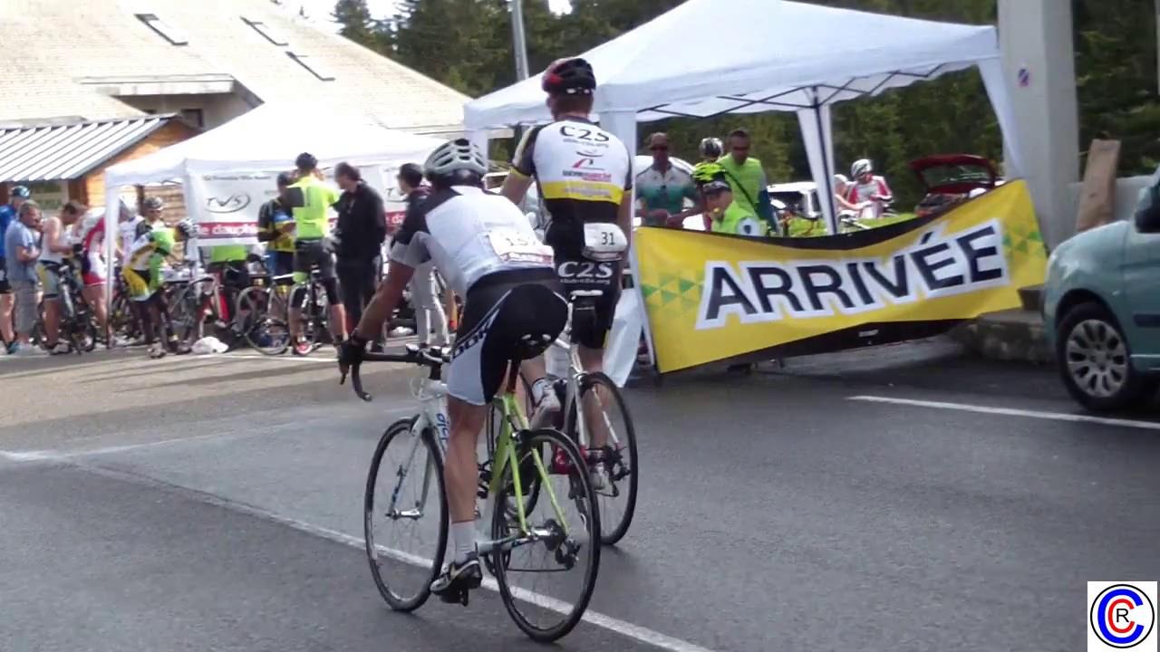 Grimpée Du Col De Porte 2017