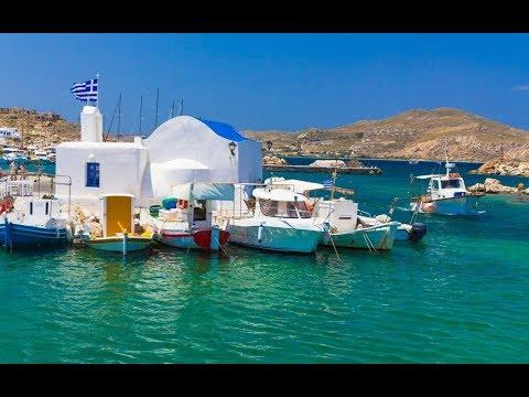 Paros - Greece Travel Guide