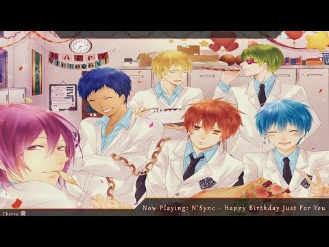 Nightcore - Happy Birthday  Just For You (To Zero.Miz-Kun)