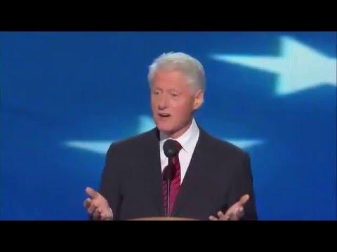 Bill Clinton - Election 2012