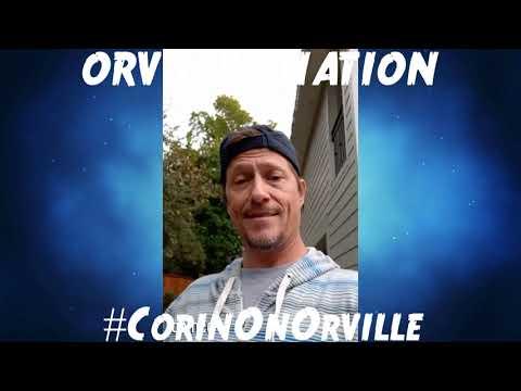 #CorinOnOrville Campaign