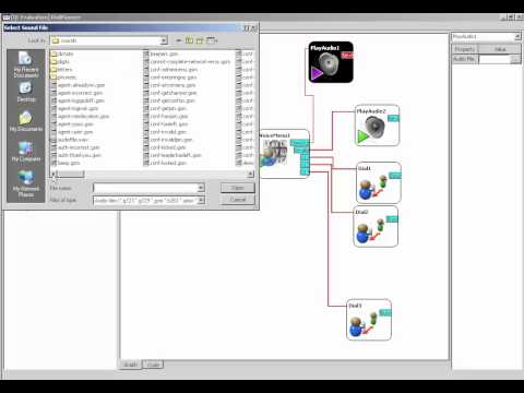 Asterisk Dial Plan GUI Demo