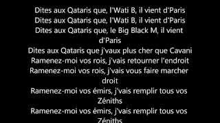 Black M - Qataris (Paroles/Lyrics)