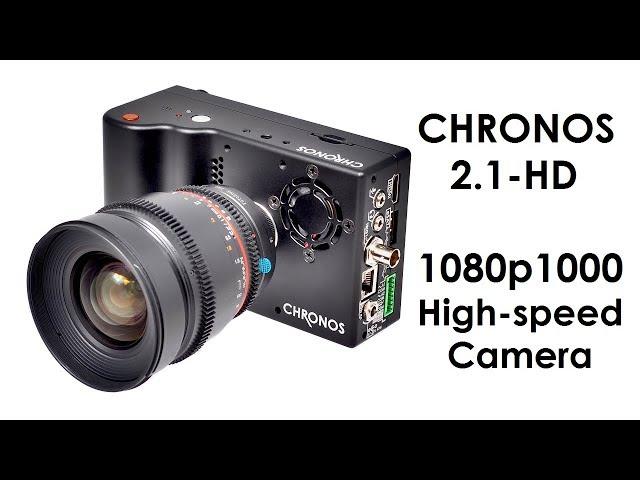 Chronos 2.1-HD prototype demo, overview and teardown
