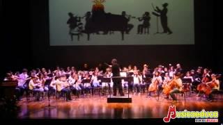 Vulcano - Orquesta de Escuelas Musicaeduca - León 2015