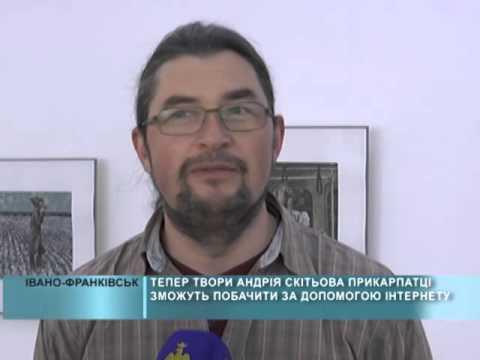 Виставка білоруського художника
