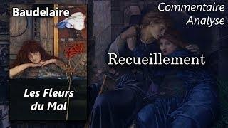 Baudelaire, Les Fleurs du Mal -