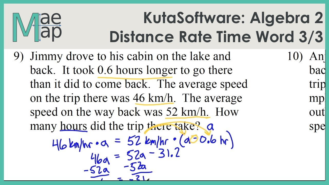 Distance Rate Time Word Problems Worksheet rationalizing imaginary – Rate Word Problems Worksheet