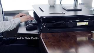 FlexiSpot ClassicRiser Standing Desk Converters