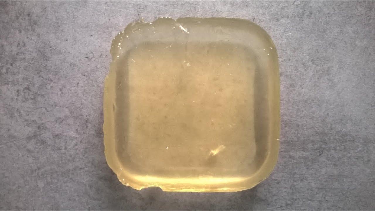 Glacage transparent pour gateau