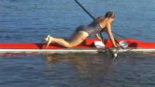 Learn To Scull - Flip Test