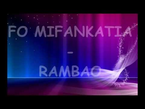 FO MIFANKATIA - RAMBAO