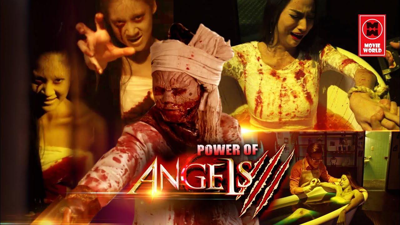 Horror Movies Hindi | Power Of Angels (2020) | Hollywood Movies In Hindi Dubbed Full Action HD