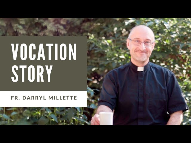 Catholic Priest Vocation Story (How I Became a Priest)