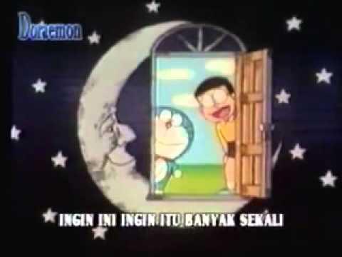 Lagu Pembukaan Doraemon (2002) @ RCTI