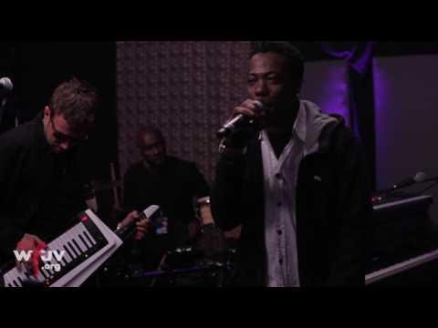 Gorillaz feat Peven Everett  Strobelite  at WFUV