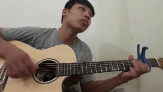 Tiếng Chày Trên Sóc Bom Bo - Guitar finger style gà gà