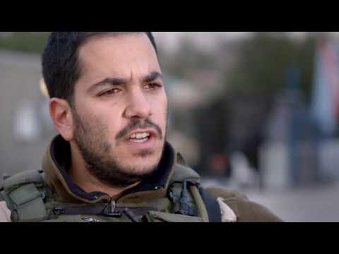 FIDF Stories - Maj. Oz Gino Israel Defense Forces Kedem Company Commander
