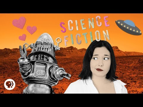 The Evolution of Science Fiction (Feat. Lindsay Ellis) | It's Lit!