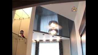 видео установка натяжных потолков хабаровск