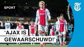 Is Ajax klaar voor Champions League-kraker tegen Real Madrid?