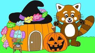Halloween film barn