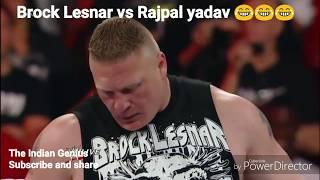 Rajpal yadav vs Brock lesnar HD [][] funny vines