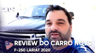 FORD F-250 LARIAT 2020 - REVIEW